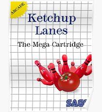 Ketchup Lanes   Poster