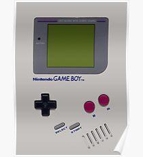 Nintendo Game Boy Poster