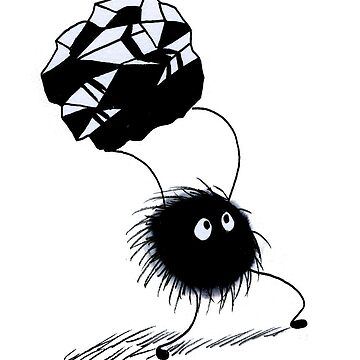 Soot Sprite by Stephenmcph