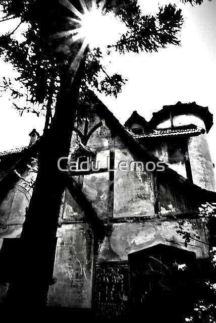 witch house by Cadu Lemos