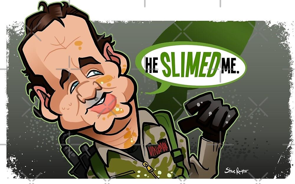 He Slimed Me by binarygod