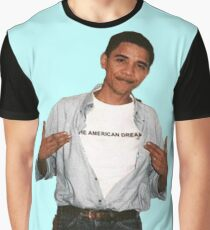 Young Barack Obama  Graphic T-Shirt