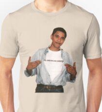 Young Barack Obama  Unisex T-Shirt
