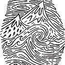 Natures Thumbprint by Sarah M. Robbins