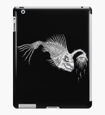 CREEPY FISH - Art By Kev G iPad Case/Skin