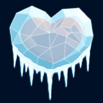 Heart of Ice by julianarnold
