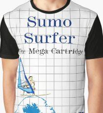 Sumo Surfer  Graphic T-Shirt