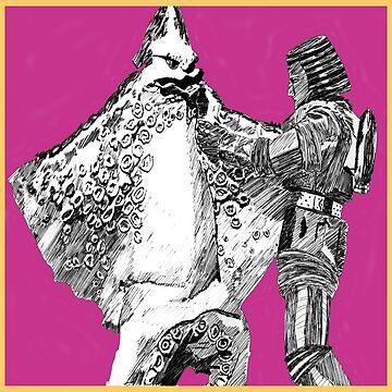 giant robo duel by DaimosZ