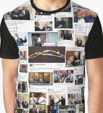 Camiseta gráfica O'Biden