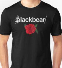 Blackbear Logo with Rose T-Shirt