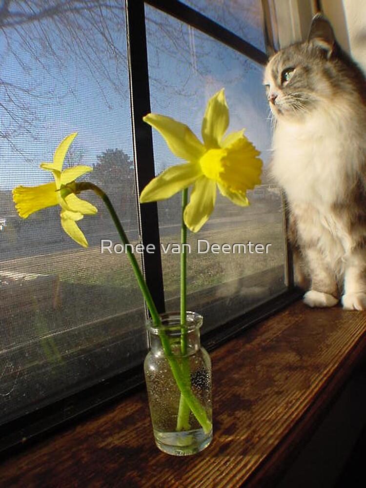 Waiting for Spring by Ronee van Deemter