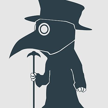 Lil' Plague Doctor by birthdaywarrior