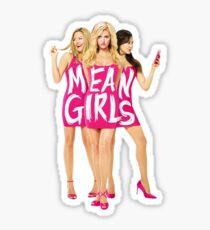 Pegatina Mean Girls broadway