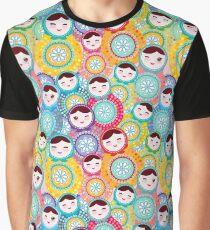 dolls matryoshka Graphic T-Shirt