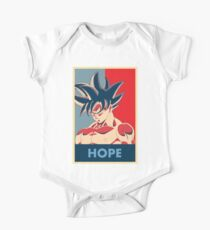 Dragon Ball Super - Goku New Transformation (Hope) Kids Clothes
