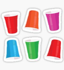 Solo Cups Sticker