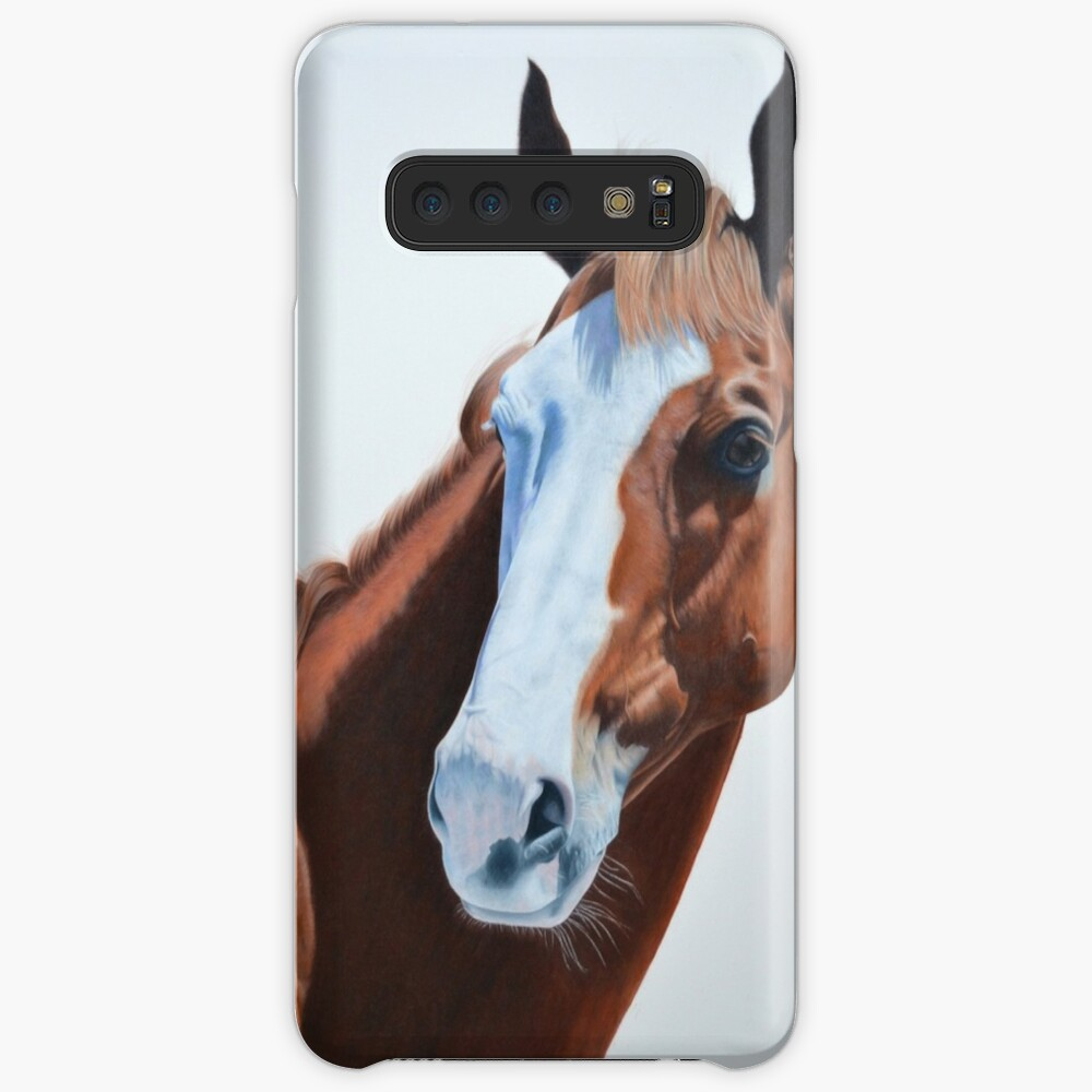 Apache Cat Case & Skin for Samsung Galaxy
