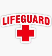 LIFEGUARD V2 Sticker