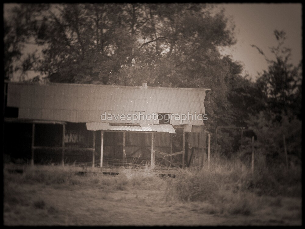 Old Building by davesphotographics
