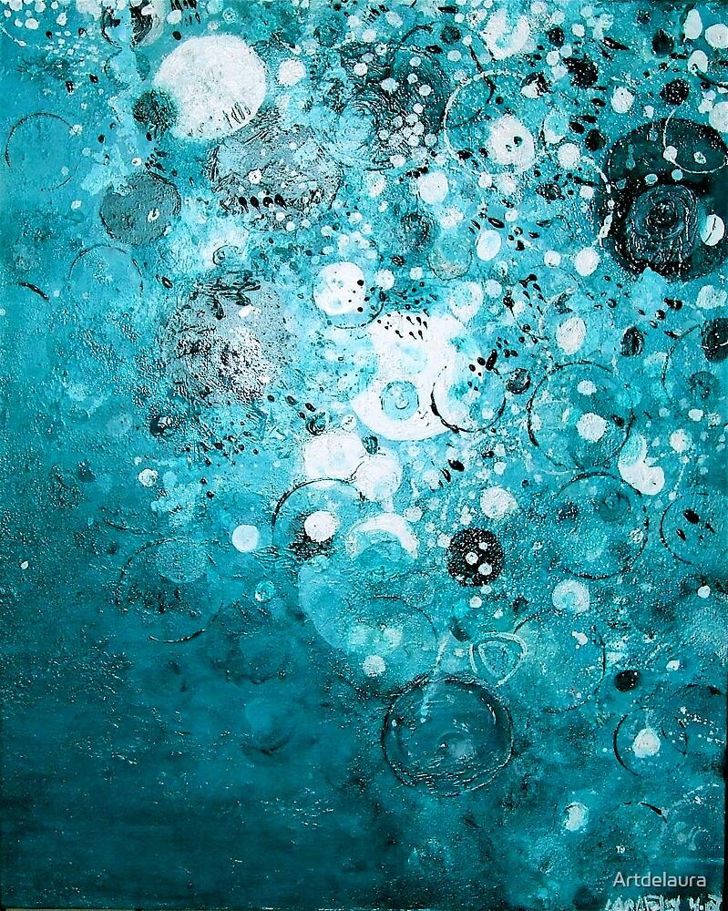 Tiny Bubbles by Artdelaura