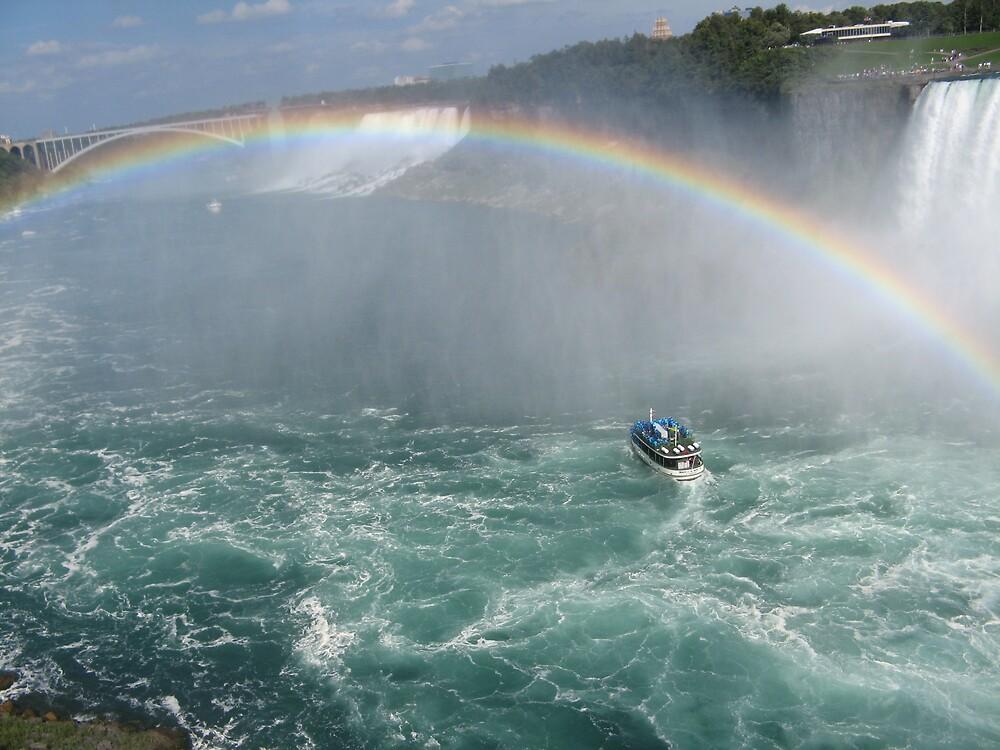 Niagra Falls by Warrior