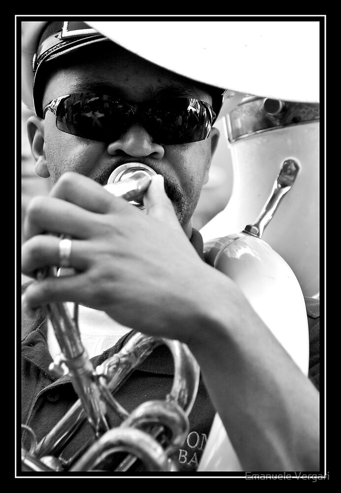 THE COOLBONE BRASS BAND from NEW ORLEANS by Emanuele Vergari