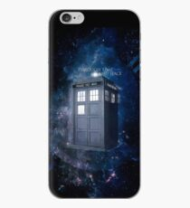 ThroughTime And Space iPhone Case