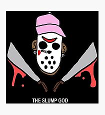 Ski Mask The Slump God Photographic Print