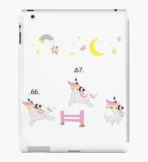 Mareep unicorn pokemon iPad Case/Skin