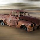 Old FJ Holden by adbetron