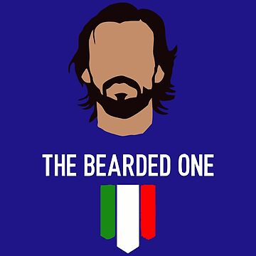The bearded one - pirlo by Vhitostore