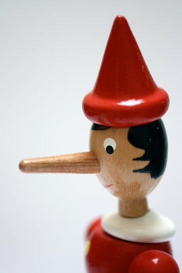 Pinocchio by keki