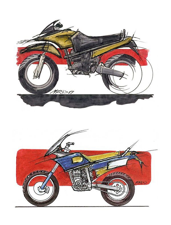 motorcycle concepts by m32ad