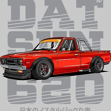 Datsun 620 by hafisdesign