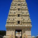 Sri Venkateswaraswamy Temple by Anne-Marie Bokslag