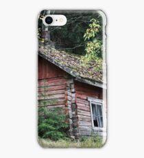 7.10.2017: Sauna's Autumn iPhone Case/Skin