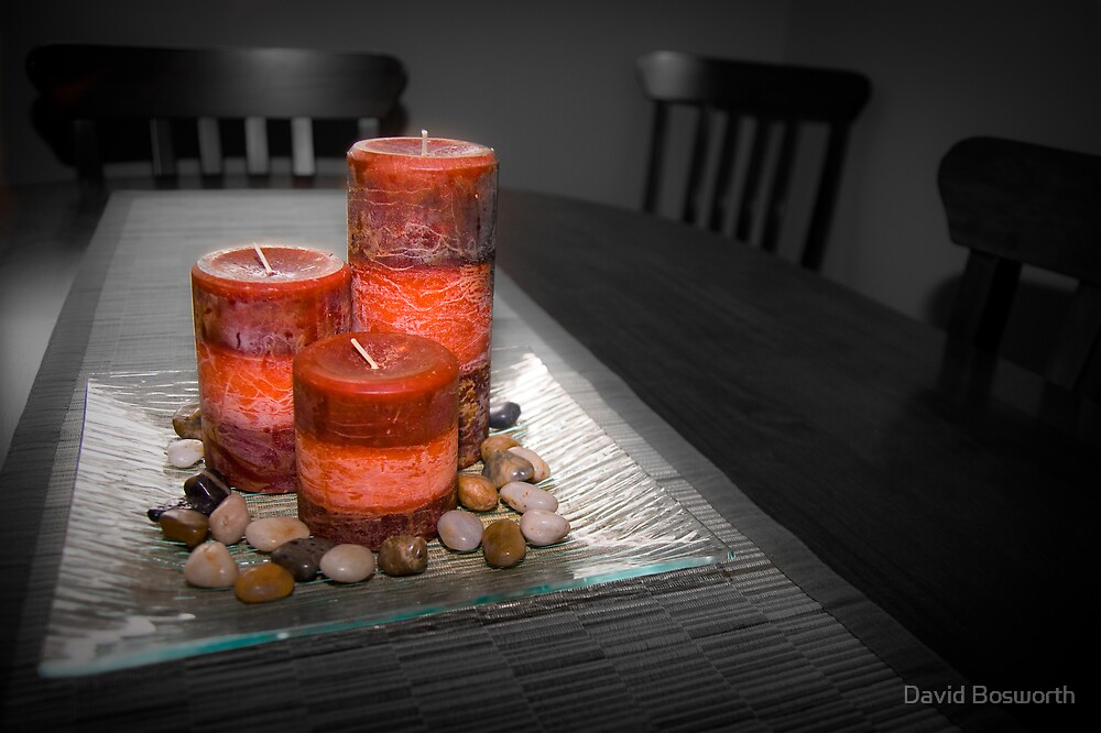 Candles by David Bosworth