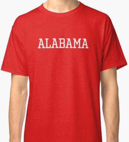 Alabama Athletic Style Classic T-Shirt