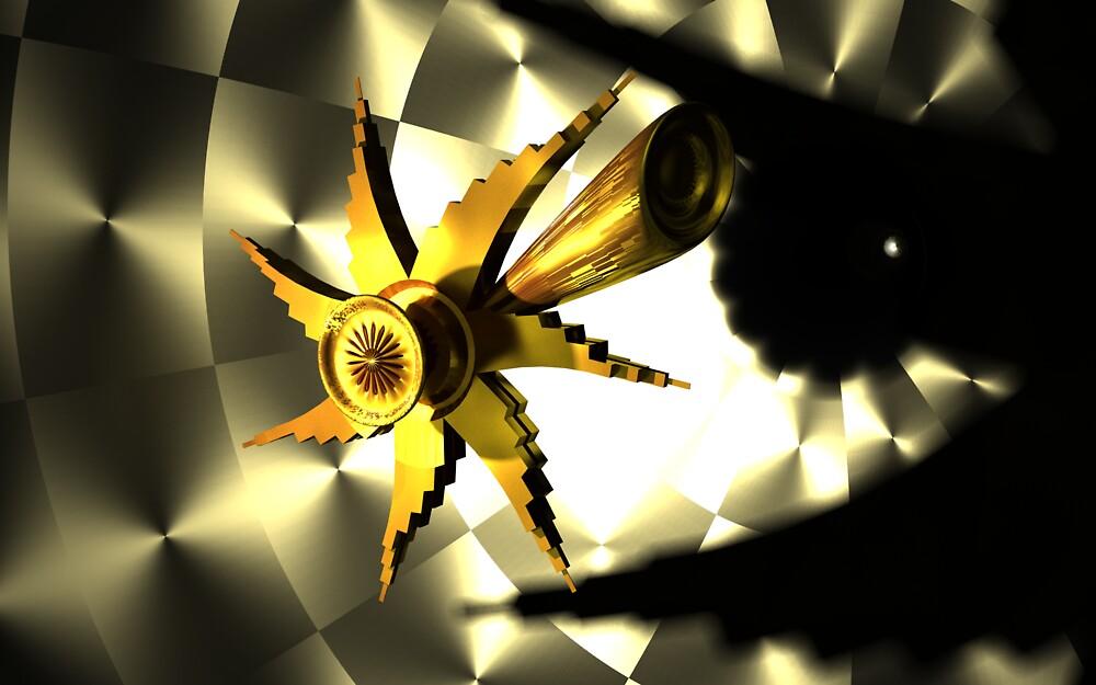 Sun Dial by thoraxeimpales