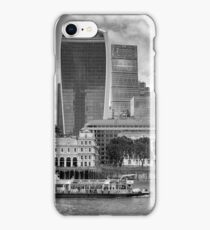 Thames skyline iPhone Case/Skin
