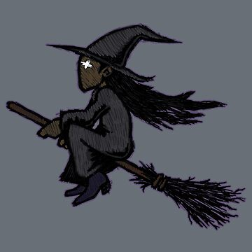Witch In Progress by Hackers