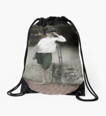Albert Schafer Drawstring Bag