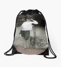 Albert Schafer Drawstring Bag