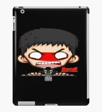 Pint-sized Rage iPad Case/Skin