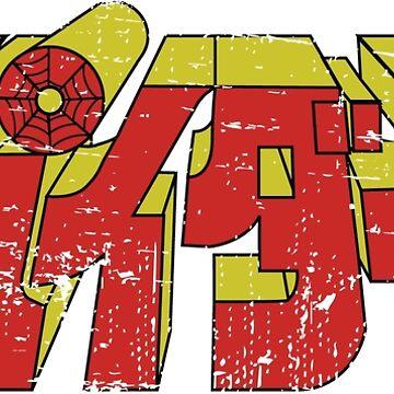 Supaidāman logo by er3733