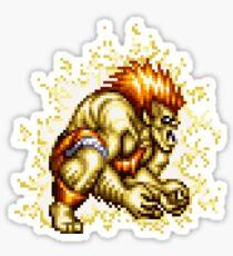 Power of the beast Sticker