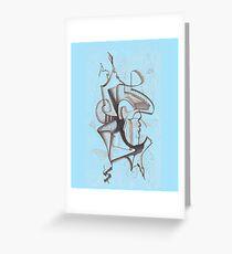 Fantasía Greeting Card