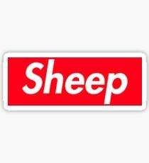 """Sheep"" - Idubbbz Ricegum Content cop Sticker"