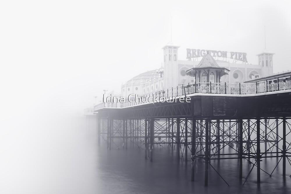 Ghost by Irina Chuckowree