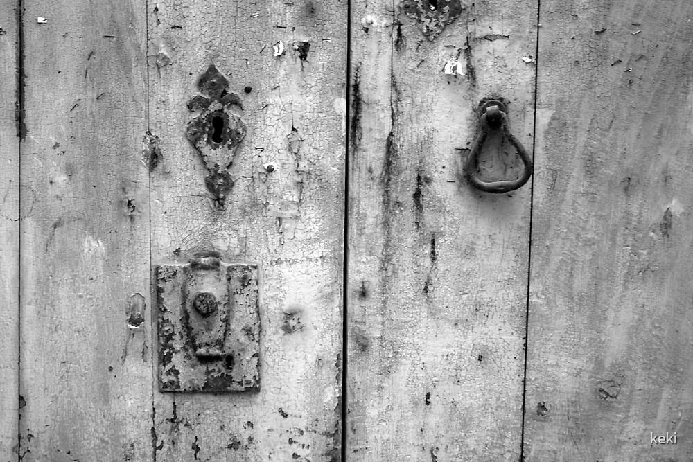 old maltese door by keki